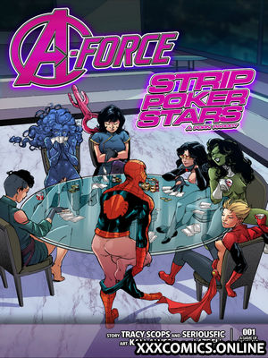 A-Force - Strip Poker Stars