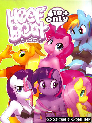 Hoof Beat - A Pony Fanbook!