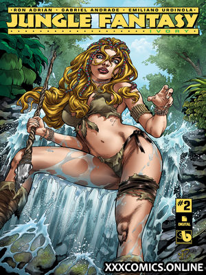 Jungle Fantasy - Ivory 2