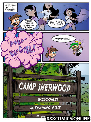 Camp Sherwood