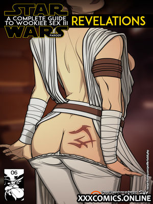 Star Wars: A Complete Guide to Wookie Sex III