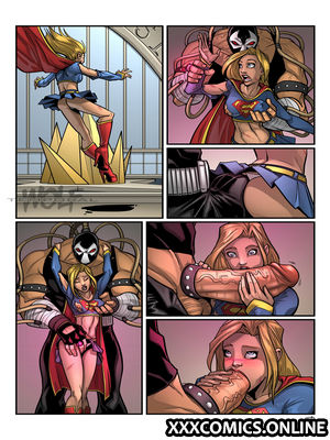 SuperPowered Orgy