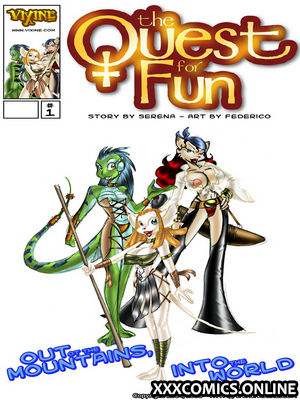 Quest For Fun 1